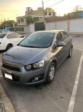 Chevrolet Sonic FULL