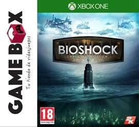Bioshock The Collection Xbox One Juego En Disco Fisico Nuevo
