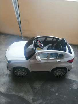 Camioneta Audi para Niño