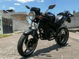 Vendo moto shineray año 2014
