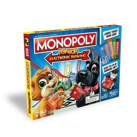 Monopolio Banco Electrónico Junior