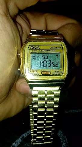 Reloj Aiwa