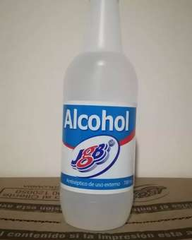 Vendo alcohol de 700 ML