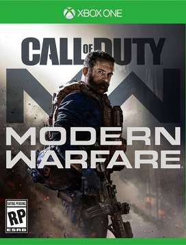 Call of duty modern warfare casi nuevo