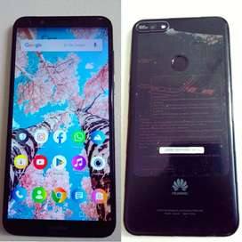 Vendo teléfono huawei Y7 plus 2018 de 16GBS RAM