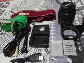 Nikon D3300 USADA(Error de disparador)