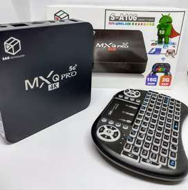 TV BOX 16 GB 2 RAM + KEYBOARD GRATIS COMBO