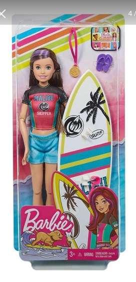 Muñeca hermana barbie skipper articulada dreamhouse adventures