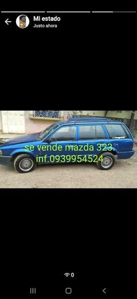 Se vende Mazda 323.