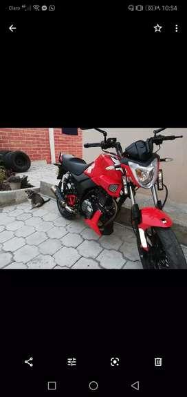 SE VENDE MOTO FX 200