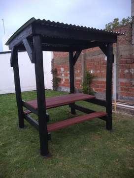 Construcción de Pérgolas para Tu Jardín