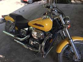 Vendo Honda Shadow Spirit
