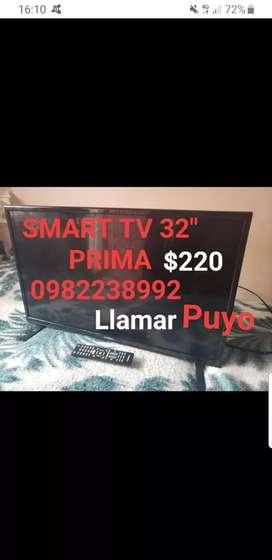 """Smart tv prima 32"""" flamante wifi"""