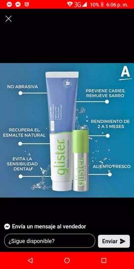 Kit higiene bucal Glister