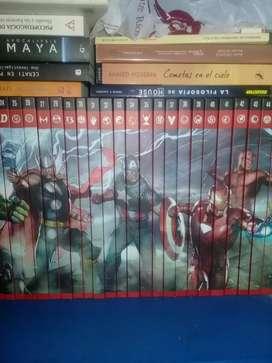 Los héroes mas poderosos de marvel
