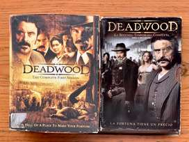 Deadwood en DVD- Temporadas 1 y 2