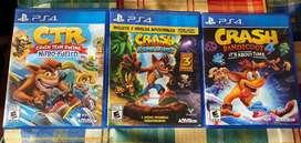 Crash Bandicoot PS4 Playstation