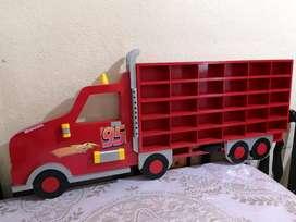Vendo trailer kenworth para colección