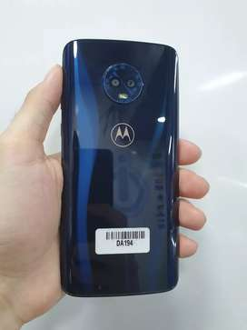 Motorola Moto G6 Doble Camara Y Huella