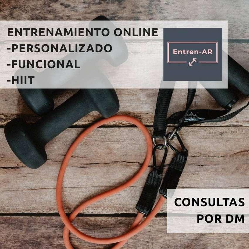 Clases Online de Entrenamiento 0