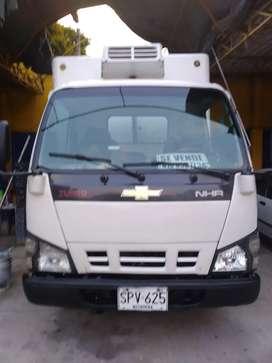 Chevrolet nhr modelo 2.011 furgón termo conservación