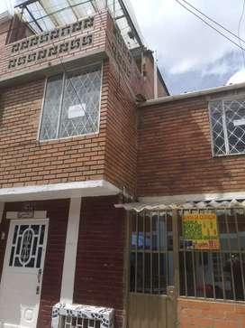 Se Vende Casa Bifamiliar Soacha Compartir (Precio negociable)