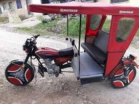 Motokar honda cg125