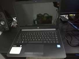 Laptop HP 14 PROCESADOR I3 2.30GHZ 1TB
