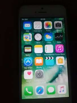 Vendo iphone 5 de 32 gb