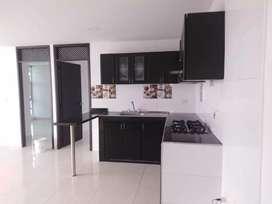 Arriendo apartamento 2do piso,barrio villa bolivar 2 habitaciones,sala comedor,cocina semi integral,servicios independie