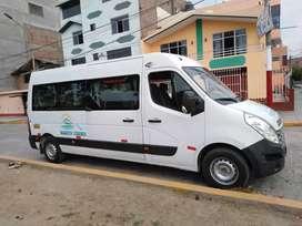 Servicio de movilidad a nivel nacional