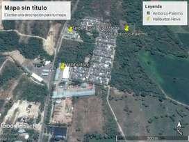 ARRIENDO LOTES EN AMBORCO-PALERMO