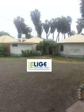 Venta Casa Como Terreno en Huertos de Villa Chorrillos