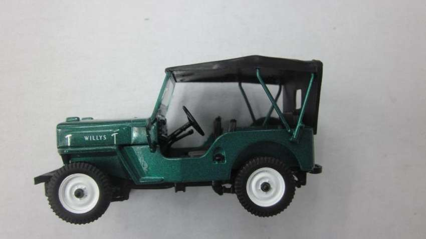 Jeep Willys 1.43 0