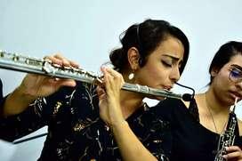 Clases de flauta traversa en medellín