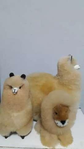 Artesania Peruana Alpacas ,llamas