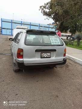 Se vende Auto Toyota corolla con motor 2t del año 1996 petrolero