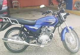 De oportunidad vendo moto Yamaha YB completamente nueva