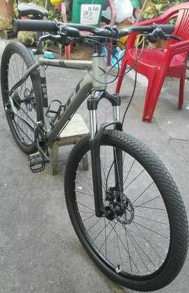 Bicicleta Cliff talla L hidráulica