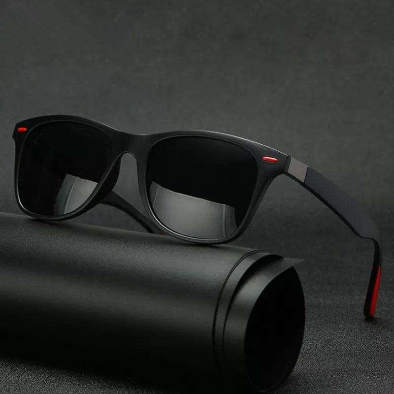 gafas polarizadas unisex filtro uv 400 antireflejo hombre mujer ultra livianas ilusion of time 0