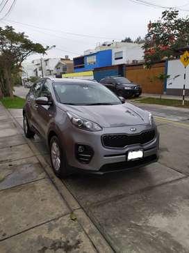 REMATO KIA SPORTAGE 2016 AUTOMÁTICO, 18160KM DE RECORRIDO, $18000