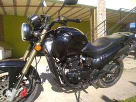 Moto Jawa ruta 40
