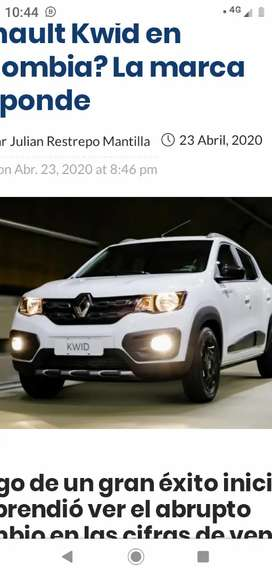 Renault kiwd