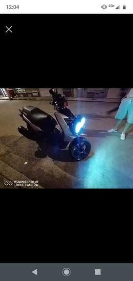 Hermosa Yamaha bws