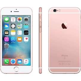 iPhone 6s Rose 16GB excelente estado.libre de origen