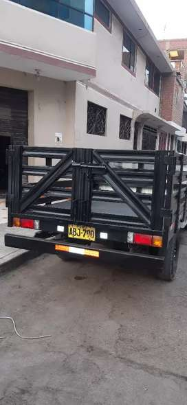 REMATO  CAMIONETA  PICK  CAT DE BARANDA