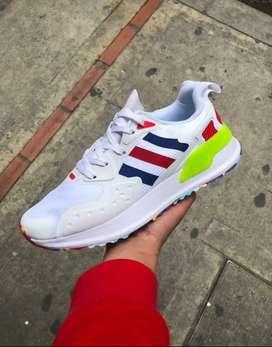 Tenis zapatillas Adidas zx55 dama y caballero
