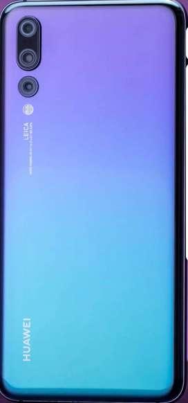 Huawei p20 pro twiligh, modelo CLT L09 , 1 año de USO, excelente condición, 128 gb, memoria ram 6 Gb