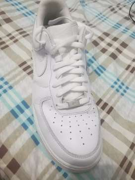 Zapatos nike air force one originales.