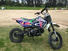 VENDO MOTO CROSS